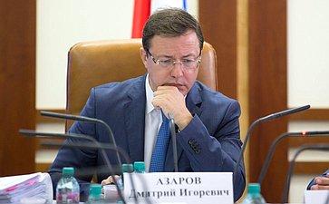 Расширенное заседание Комитета СФ пофедеративному устройству, региональной политике, местному самоуправлению иделам Севера сучастием представителей ХМАО-Югры