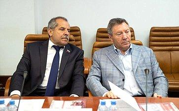 Валерий Куликов иОлег Королев