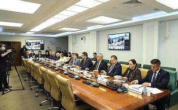Совещание Комитета СФ пофедеративному устройству, региональной политике МСУ иделам Севера