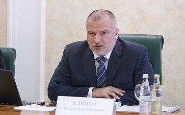 Заседание Комитета СФ поконституционному законодательству
