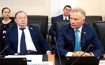 Владимир Лаптев иВалерий Пономарев