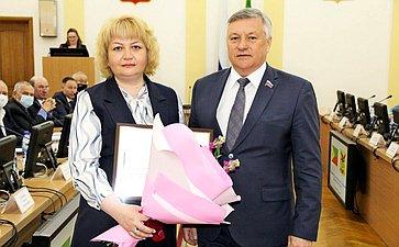 Сергей Михайлов принял участие вочередном заседании Законодательного Собрания Забайкальского края