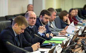 Заседание Экспертного совета поподготовке заседания Совета повопросам АПК иприродопользования при СФ «Ореализации национального проекта «Экология»