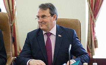 Заседание комитета по международной политике-2 Морозов