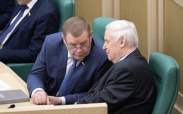 И. Кулабухов иН. Рыжков