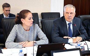 Совместное заседание Комитета СФ поаграрно-продовольственной политике иприродопользованию иКомитета СФ пофедеративному устройству, региональной политике, местному самоуправлению иделам Севера