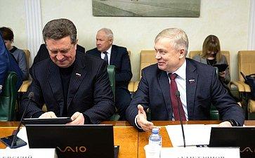 Валерий Гаевский иИльдус Ахметзянов