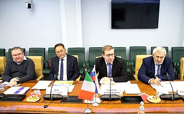 Совещание Комитета Совета Федерации поаграрно-продовольственной политике иприродопользованию
