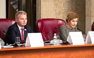 Выездное заседание Совета порегиональному здравоохранению натему «ЗАТО– территория развития специализированного здравоохранения. Вопросы ипути решения»