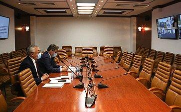 Заседание Совета повопросам развития Дальнего Востока иБайкальского региона при СФ натему «Совершенствование законодательного обеспечения развития горнодобывающей промышленности Дальнего Востока иБайкальского региона»