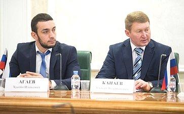 Х. Агаев иА. Канаев