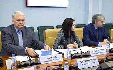 Совещание Комитета СФ поэкономической политике отарифах наавиаперевозки