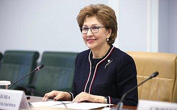 ВСовете Федерации обсудили вопросы развития социального предпринимательства врегионах