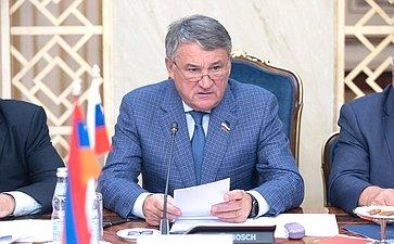 Yury Vorobyov: Russian andArmenian MPs should support civil society organisations aimed atpromoting Russia-Armenia friendship andunderstanding