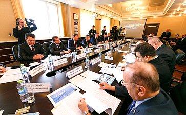 Выездное заседание Комитета СФ поэкономической политике вМурманске