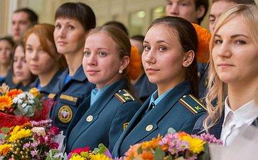 Награждение детей и подростков, совершивших героические поступки по спасению человеческой жизни в 2014 году