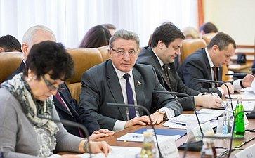 ВСовете Федерации состоялось заседание комитета пофедеративному устройству, региональной политике, местному самоуправлению иделам Севера