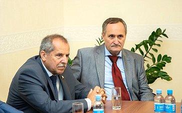 Комитет Совета Федерации пообороне ибезопасности провёл выездное заседание вгороде Петрозаводске