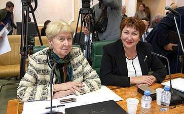 Встреча членов СФ сМинистром энергетики РФ Александром Новаком