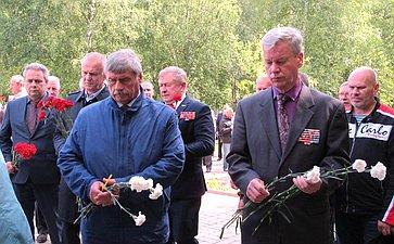 Михаил Козлов принял участие вмероприятии, посвященном памяти костромичей, погибших вбоевых действиях