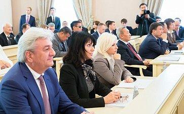Сорок второе пленарное заседание МПА СНГ