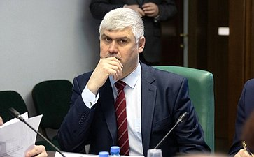 Расширенное заседание Комитета СФ посоциальной политике