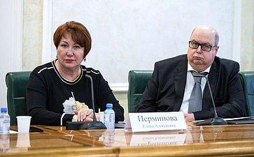 Елена Перминова иЮрий Воронин