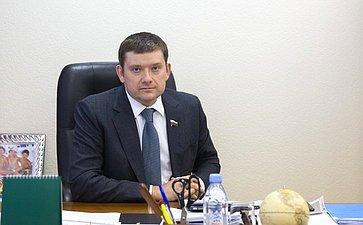 Н.Журавлев: Закон обипотечных каникулах поддержит граждан внепростой жизненной ситуации