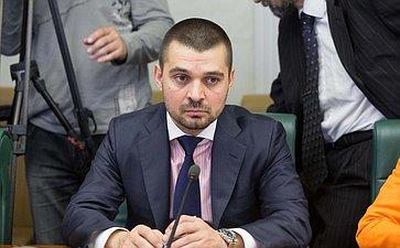 Заседание Комитета общественной поддержки жителей Юго-Востока Украины. Мамедов