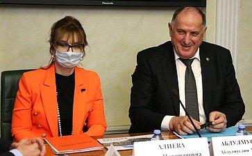 Расширенное заседание Комитета СФ поаграрно-продовольственной политике иприродопользованию врамках Дней Республики Дагестан вСФ