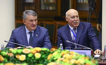 Заседание Совета Парламентского Собрания Союза Беларуси иРоссии