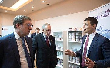 Выездное совещание, посвященное вопросам системного развития вРоссии одной изперспективных технологий хранения пищевой продукции– лиофилизации