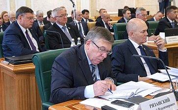 В. Рязанский иМ. Щетинин