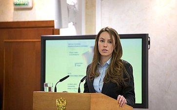 Встреча В. Матвиенко сженщинами-предпринимателями натему «Роль женского предпринимательства вразвитии экспортного потенциала РФ»