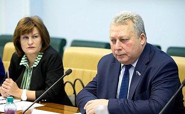 Заседание Комиссии повопросам социальной политики