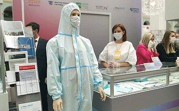 Открытие Всероссийского форума «Здоровье нации– основа процветания России»