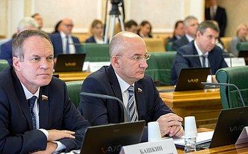 Александр Башкин иОлег Цепкин