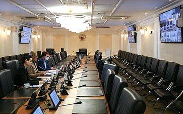 «Круглый стол» натему «Гарантии реализации конституционных прав граждан наохрану здоровья имедицинскую помощь»