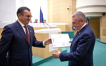Николай Федоров иВладимир Бекетов