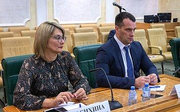 Наталия Косихина иЭдуард Исаков