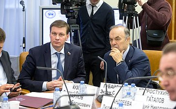 Расширенное заседание Комитета Совета Федерации пофедеративному устройству, региональной политике, местному самоуправлению иделам Севера