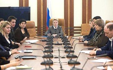Заседание Научно-экспертного Совета при временной комиссии поподготовке предложений посовершенствованию Семейного кодекса
