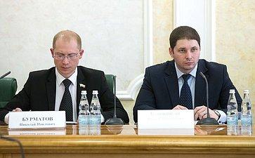 Н. Бурматов иВ. Конопацкий