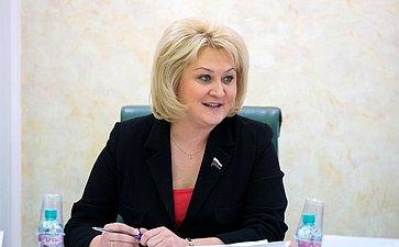 Л. Гумерова приняла участие взаседании Коллегии Министерства образования инауки России