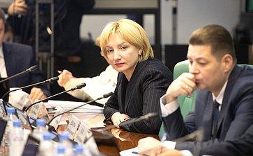 Заседание Комитета СФ посоциальной политике