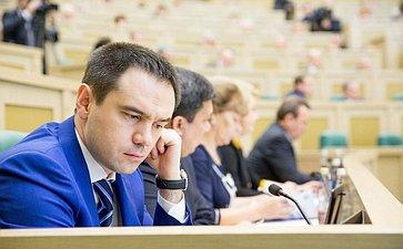 362-е заседание СФ Зал Хапсироков