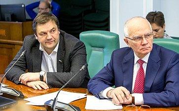 Игорь Фомин иФарит Мухаметшин