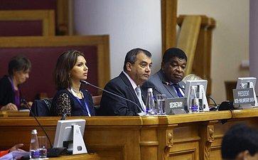 Председатель Межпарламентского союза (МПС) Сабер Чоудхури провел заседание Руководящего совета МПС