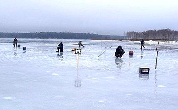 ВСмоленской области прошли масштабные соревнования порыбной ловле