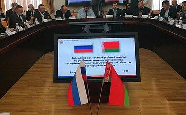 Андрей Шевченко совершил рабочие поездки вОренбургскую область